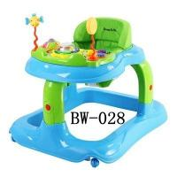 Buy cheap BW-028- Musical Baby Walker- Blue with Mini Tool Box from wholesalers