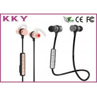 Buy cheap Magnetic Switch Earbuds Noise Cancelling Headphone With Built - In Hall Effect IC product