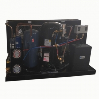Buy cheap Customize Tecumseh compressor unit TAG2522Z R404A Hermetic Compressor Condenser Unit from wholesalers