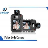 Buy cheap HD 1080P Body Camera Recorder 5MP CMOS Sensor For Security Guard 153g Weight from wholesalers
