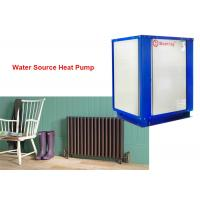 Buy cheap House Cooling And Heating Water Source Heat Pump 18kw 3 Phase 380V R32 Refrigerant from wholesalers