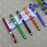 Buy cheap Best Selling plastic gel-inkpen,touch screen pen,retractable ball point pen,banner ballpen from wholesalers