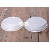 Wholesale Compostable Disposable Lids Plastic - Free PLA Sip For Hot Beverage Cups from china suppliers