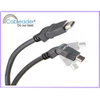 Buy cheap Hot sales 1080P HDMI Cables 180 Degree Rotatable  A Type Male To A Type Male from wholesalers