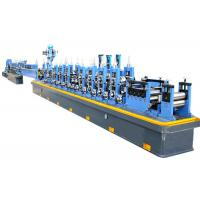 Buy cheap ERW Round Tube High Frequency Pipe Welding Machine Strong Structure from wholesalers