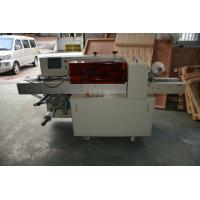 Buy cheap Low Reject Rate Card Packing Machine 220V Power Good Sealing Performance product