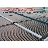 Wholesale Eco Friendly Vacuum Tube Solar Collector , Evacuated Glass Tube Solar Collector from china suppliers