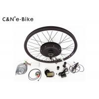 Buy cheap Electric Bike Accessories 36v 750w Brushless Direct Current Motor Kits from wholesalers