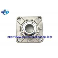 Wholesale Stainless Steel SUCF205-16 Mounted 1 Inch Pillow Block Bearing 4 Bolt Flange Bearing Plummer Block from china suppliers