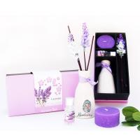 Buy cheap Chinese ceramic reed diffuser gift set wholesale from wholesalers