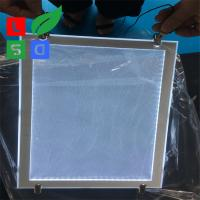 Buy cheap LED Crystal Light Box Ceiling Hanging Crystal Slim Light Frame from wholesalers