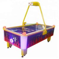 Buy cheap Indoor Commercial Air Hockey Table , 2 Player Coin Operated Air Hockey Table from wholesalers