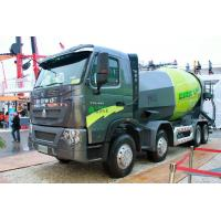 Buy cheap 12m³ Cubage Mixer Concrete Truck With ZF8118 Steering Gear Box from wholesalers