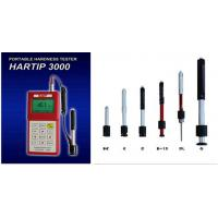Buy cheap Portable Metal  Hardness Tester Supplier  Hartip 3000 HRC / HRB Hardness Scale ASTM A956 Standard from wholesalers