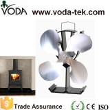 Buy cheap Wood Burning Stove Fan-4 Blade in Nickle from wholesalers