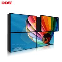Buy cheap Samsung 46 Inch 2x2 DDW LCD Video Wall Display Support HDMI VGA DVI Signals from wholesalers
