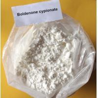Buy cheap White Crystalline Powder Boldenone Steroid Boldenone Cypionate CAS 106505-90-2 product