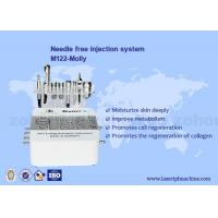 Buy cheap RF no needle no needle mesotherapy multi-function beauty machine from wholesalers