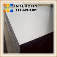 Buy cheap ASTM B265  industry application titanium and titanium alloys sheet /plate from wholesalers