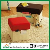Buy cheap Storage ottoman from wholesalers