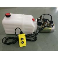 Buy cheap High Pressure Double Acting Hydraulic Power Pack For Tipper Trailer from wholesalers