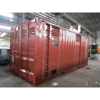 Buy cheap Water Cooled Container Diesel Generator 750KVA Stamford Alternator from wholesalers