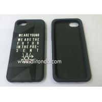 Wholesale Custom soft silicone with company logo phone case promotional silicone phone cover custom from china suppliers