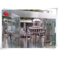 Buy cheap Carbonated Bottle Automatic Liquid Filling Machine 1000ML 6000BPH Large Capacity from wholesalers