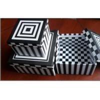 Buy cheap OEM / ODM Personalized Printed Square Cardboard Boxes For Health Care Products product