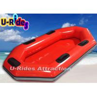 Buy cheap 2 Person Heavy Duty Inflatable Raft Banana Boat Tube For Water 1.8M x 1.0M from wholesalers