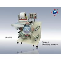 Wholesale High speed Films(non-sticky) Labels Slitting and rewinding machines AC 220V 50Hz / 1000W from china suppliers