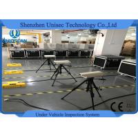 Buy cheap IP68 Grade Mobile Inspection System , Under Vehicle Scanner Rs232 / Rs422 Interface from wholesalers