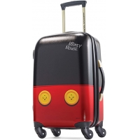 Wholesale 210D Polyester Hardside Spinner Wheels ABS Hard Luggage from china suppliers