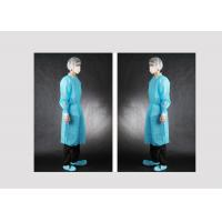 Buy cheap Customized Size Disposable Surgical Gown SMS Dustproof No Stimulus To Skin from wholesalers