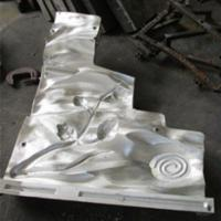 Buy cheap aluminum casting playground mold, slide mold, children toy mould from wholesalers