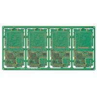 Buy cheap Single Sided 8 Layer PCB HDI Rigid Printed Circuit Board Fabrication (1+6+1) For Vehicle from wholesalers