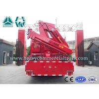 Wholesale Red ISUZU Rescue Fire Fighting Truck For Oil Jetty , Fire Service Vehicles from china suppliers