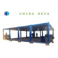 Buy cheap Fireproof Flat Pack Office Buildings , Flat Pack 20 Ft Shipping Container Home from wholesalers