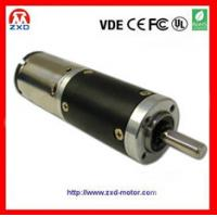 Buy cheap 28mm dc planetary geared motor from wholesalers