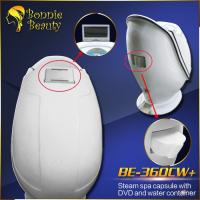 Buy cheap 360CW+ DVD no plumbing water container spa capsule from wholesalers