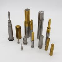 Buy cheap Tungsten Carbide HSS Punches Ejector Pin For PUNCH PIN Tin Tialn Coating from wholesalers