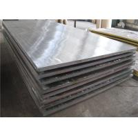 Buy cheap 0.5-100mm Stainless Steel Clad Plate , Stainless Steel Flat Plate Astm A790 Uns S32760 from wholesalers
