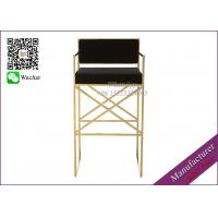 Buy cheap Black Cushion Wedding Bar Chairs For Sale Cheaper Price (YS-100) product