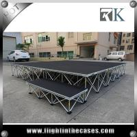 Buy cheap Outdoor Concert Stage/Portable Stage/Mobile Stage exhibition stage used portable stage for sale from wholesalers