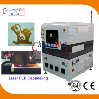 355 nm US UV Laser PCB Cutter Machine with High Cutting Precision ±20 μm Manufactures