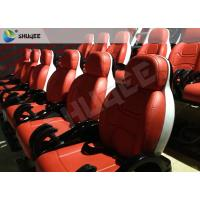 Wholesale Burning Blood Exciting Motion Mobile 5D Cinema With Luxurious Armrest Seats Two Years Warranty from china suppliers