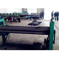 Buy cheap Horizontal Expanded Metal Equipment , Sheet Metal Flattening Machine  Roller Type from wholesalers
