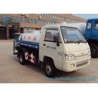 Buy cheap 1000 L - 2000 L 4x2 Drive Small Fire Fighting Vehicle Foton forland water tank truck 68hp from wholesalers