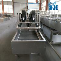 Buy cheap SH Fully automatic Natural Potato Chips making machine from wholesalers