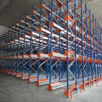 Buy cheap Large Capacity Food Industry Q235B Warehouse Racking Shelves from wholesalers